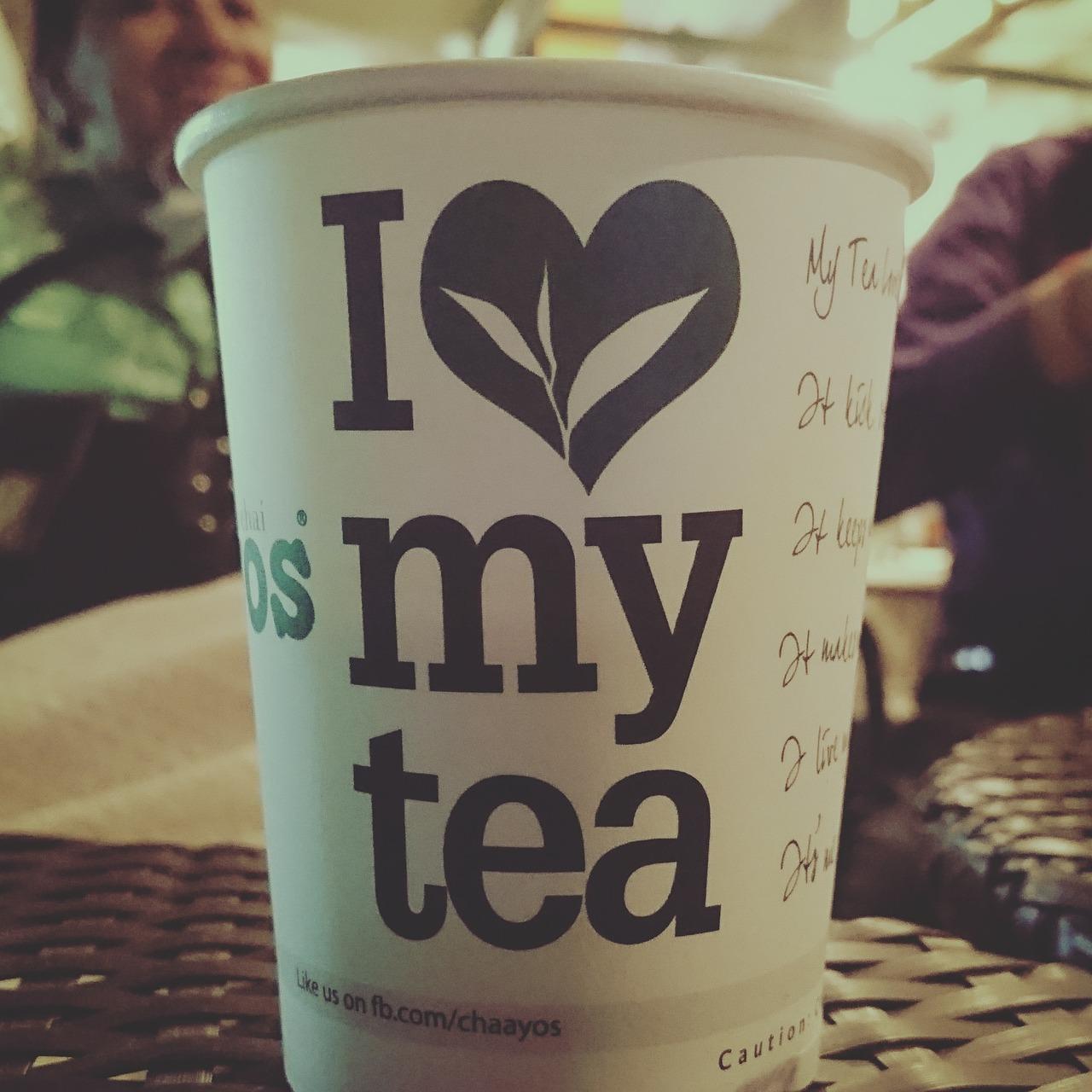 tea, hot, coffee